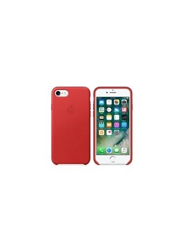 Apple Apple Iphone 7 8 Deri Kılıf Renkli